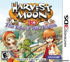 Harvest Moon 3D The Tale of Two Towns 3DS rom