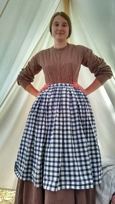 Posts about reenacting written by thefarmingdaughter Civil War Fashion, 1800s Fashion, Steampunk Fashion, Gothic Steampunk, Steampunk Clothing, Victorian Gothic, Gothic Lolita, Gothic Fashion, Vintage Dresses