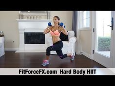 FitForceFX.com Hard Body HIIT - YouTube
