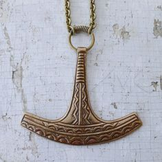 Ukko's hammer, pendant by Kalevala Koru. Blood Simple, Fine Jewelry, Jewelry Making, Viking Tattoos, Viking Jewelry, Bronze Age, Metal Clay, Something Beautiful, Mythology