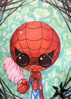 Spiderman by Michael Banks (Sugar Fueled)