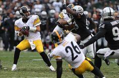 Pittsburgh Steelers Ben Roethlisberger