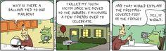 ❤ =^..^= ❤   Scary Gary Comic Strip, June 23, 2011 on GoComics.com