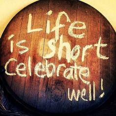 #lifeisshort #celebrate well & #drinkmorewine #bellarinepeninsula #winery by evas1976 http://ift.tt/1JO3Y6G
