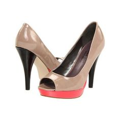 Madden Girl Olicia High Heels - Blush Multi