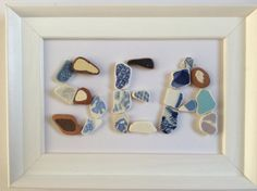 Seaside picture beach pottery picture sea by ThreeLittlePirates