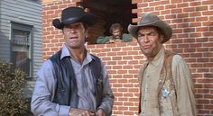 Support Your Local Sheriff.  James Garner.  A western spoof that is actually funny.  Great movie.