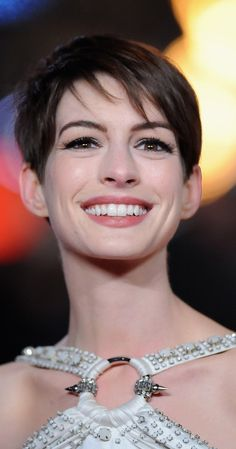 Name:Anne Hathaway, Profession: Actress, Nationality: United States, Ethnicity: Caucasian, Birthplace: Brooklyn, D.O.B: November 12, 1982 , Height: 5 feet and 8 inches, Weight: 57 kgs, Measurements: 34C-26-34 , Enhanced Hooters: No