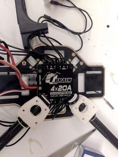 3d printed quadcopter arm mounts
