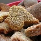 molasses doggy treats