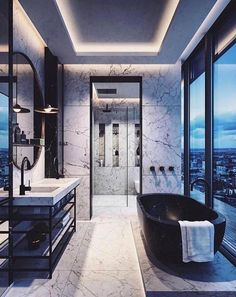 Fresh contemporary and luxury bathroom design ideas for your home. - Fresh contemporary and luxury bathroom design ideas for your home. See more clicking on the image. Dream Bathrooms, Dream Rooms, Beautiful Bathrooms, Modern Bathrooms, Luxury Bathrooms, Master Bathrooms, Small Bathrooms, Small Rooms, Small Spaces