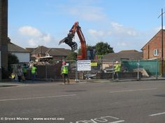 Swiss Cottage Waterlooville … GONE! (includes video)