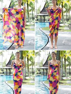 Fashion Fix: Sarong - My Simply Special