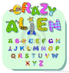 Alfabeto extranjero