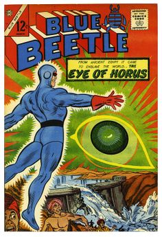 Blue Beetle |The Eye of Horus