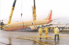 Southwest Air Lines crash in Burbank CA