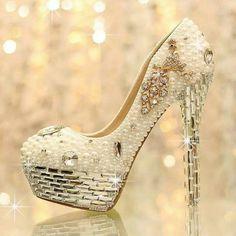 *o* dream wedding shoes