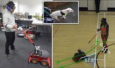 'Robots on reins' could soon replace guide dogs | Machines use tactile sensors and vibrations to help people navigate