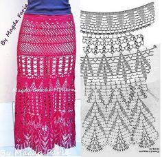 Fabulous Crochet a Little Black Crochet Dress Ideas. Georgeous Crochet a Little Black Crochet Dress Ideas. Crochet Bodycon Dresses, Crochet Skirts, Black Crochet Dress, Crochet Clothes, Crochet Skirt Pattern, Granny Square Crochet Pattern, Crochet Patterns, Freeform Crochet, Filet Crochet
