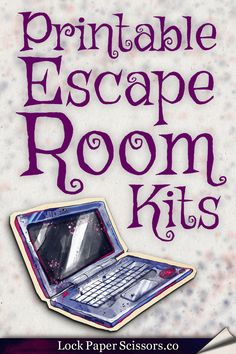 These escape room kits claim to be the easiest way to be an escape room designer for a night. Turns out they& pretty good. Escape Room For Kids, Diy Crib, Activities To Do, House Party, Games For Kids, Kids Playing, Stuff To Do, Crafts For Kids, Projects To Try