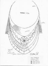 Předlohy pro paličkování | 4. stránka | Alena Třešňáková – FolkArt Bobbin Lace, Chain, Pattern, Jewelry, Ideas, Patterns, Jewerly, Bobbin Lacemaking, Jewlery