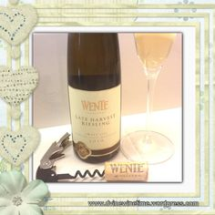 Wente Vineyards Small Lot   Late Harvest Riesling 2010
