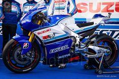 Special Suzuki Livery Sachsenring