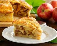 Apple pie (tourte aux pommes) Ingrédients