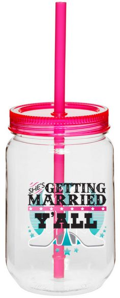 Every Country Bachelorette will love this fun sipping jar!