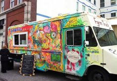 Food trucks and carts in Philly - fitt.co/philadelphia