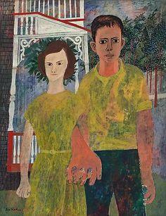 Ben Shahn - Artists - DC Moore Gallery