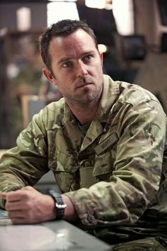 Damien Scott portrayed by Sullivan Stapleton