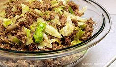 Slow Cooker Sunday: Kalua Pork with Cabbage http://www.slenderkitchen.com/slow-cooker-sunday-kalua-pork-with-cabbage/
