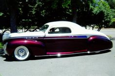 1941 lincoln zephyr