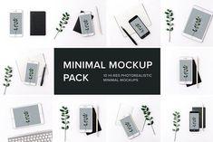 Minimal Mockup Device Bundle Pack PSD Photorealistic Inspiration by PixaSquare on @creativemarket #mockup #inspiration #design #free #psd #iphone #minimal #tablet #ipad #topview #feminine #ladyboss #mock-up #pack #bundle #minimlism #branding
