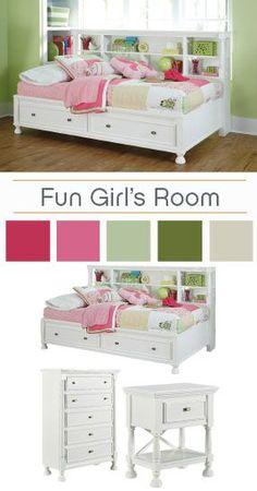 Ashley Furniture B140-26 Doll House Dresser Mirror - Multi-Color ...