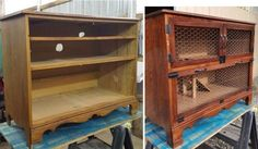 Free Rabbit Hutch Plans You Can DIY Within A Weekend - The Self-Sufficient Living - Rabbit Hutches: Outdoor & Indoor Rabbit Hutche Models Diy Bunny Hutch, Diy Bunny Cage, Diy Guinea Pig Cage, Bunny Cages, Guinea Pigs, Indoor Rabbit House, Rabbit Hutch Indoor, Rabbit Hutch Plans, Rabbit Hutches