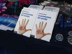 La prevenzione del suicidio alla Race for Life 2013