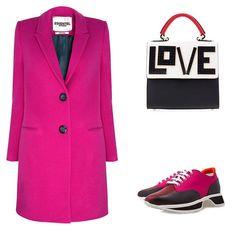 Городской шик: пальто #Essentiel, сумка #LesPetitsJoueurs, кеды #PierreHatdy доступны для заказа на AIZEL.RU #aizel #aizelru #новыйсезон #новыеколлекции #shopnow