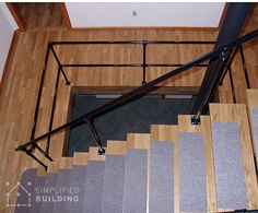 Kee Klamp railing provides strong, durable loft styled railing that keeps people safe and looks fantastic! To prove my point, let's take a look at a few applications that feature industrial styled Kee Klamp railing suited for loft living: Loft Railing, Interior Stair Railing, Modern Stair Railing, Modern Stairs, Industrial Pipe, Industrial Style, Industrial Design, Loft Style, Lofts