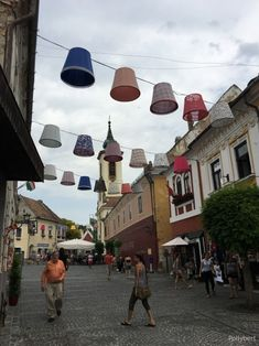 The arty atmosphere of Szentendre - enjoy a day peaceful day Installation Art, Hungary, Street View, World, The World, Art Installations, Peace