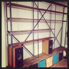 Bibliothèque Sweet Home, Shelves, Home Decor, Shelving, Homemade Home Decor, House Beautiful, Shelf, Open Shelving, Interior Design