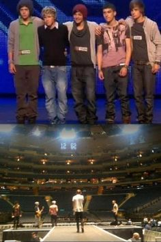 1D at MSG. So unbelievably proud of them. They've come so far... It's absolutely crazy.