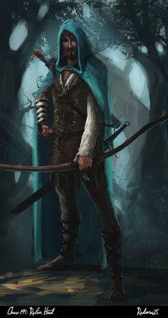 Chow 194 Robin Hood by rodimus25.deviantart.com on @deviantART