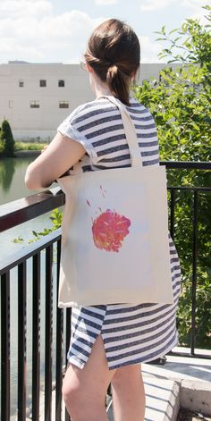 Tote for J.Crew, art