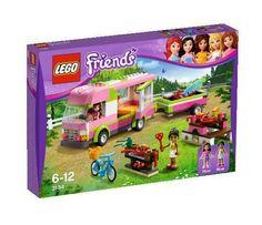 LEGO Friends Emma - Figur Minifig Tuning Werkstatt Renn Outfit 41351 41351