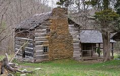 Walker Sisters Place - Great #Smokey #Mountains. One of the original families with the Abbott's, Stinnet's, Greens, and a few more..