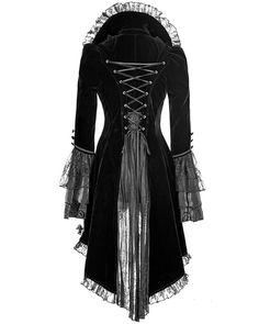 Punk Rave | Melisandre Jacket - Tragic Beautiful buy online from Australia