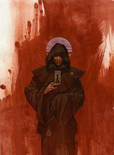 Michael Whelan, The Tower Card