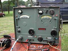 German Torn Fu.b1 radio transceiver